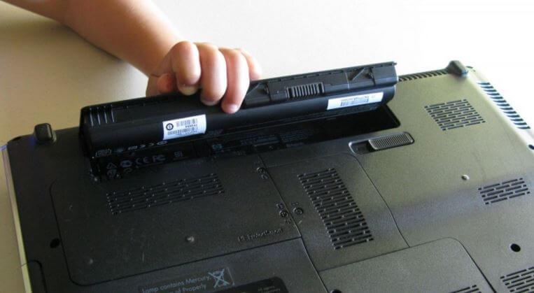 Mẹo hữu ích phục hồi laptop bị chai pin,không có khả năng lưu trữ điện