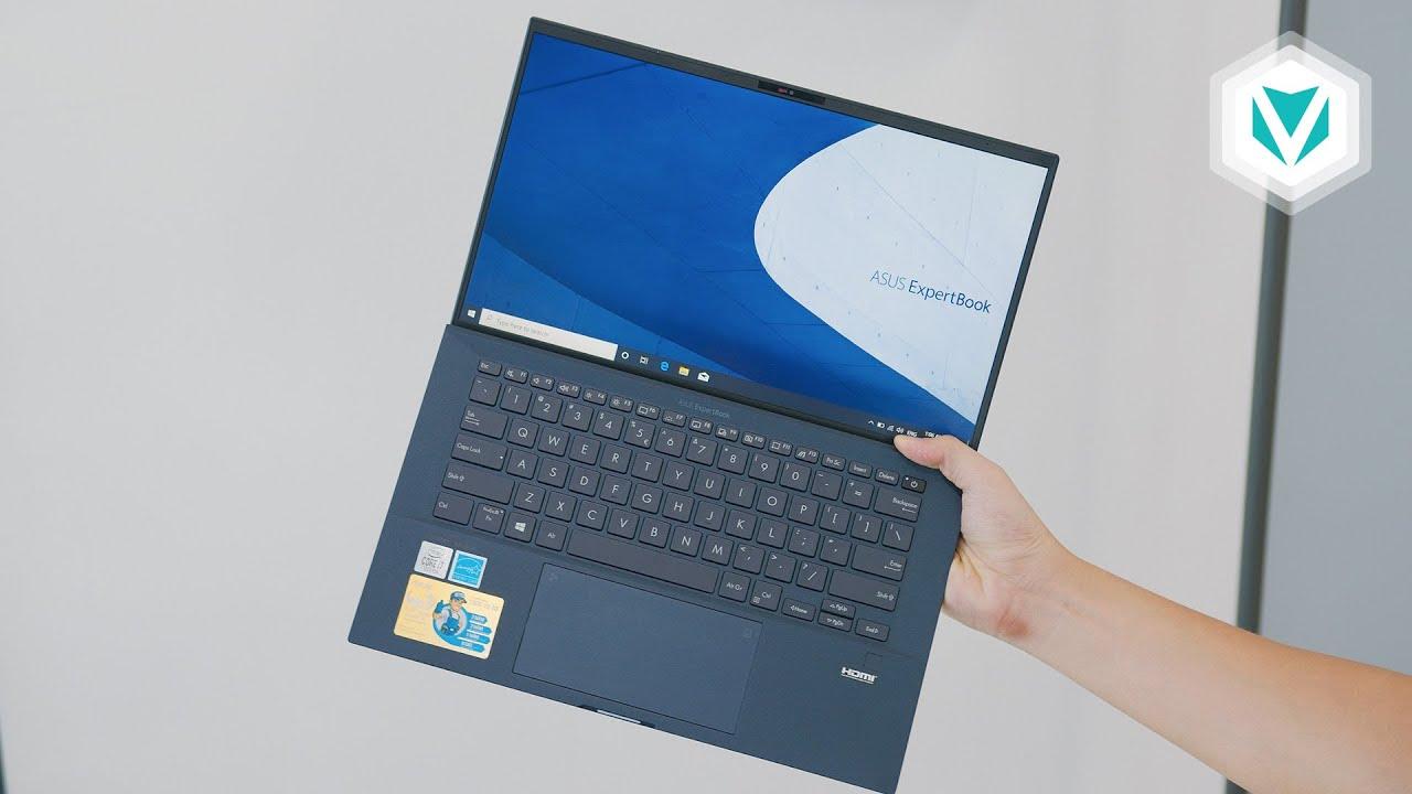 ASUS ExpertBook B9450F: Nhẹ mà lại vô cùng chắc chắn